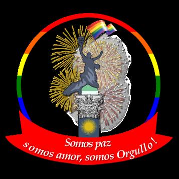 Logo Orgullo Guayaquil - Orgullo Gay LGBT Pride Guayaquil - Ecuador