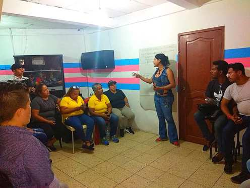 Orgullo Guayaquil 2019 - 1era Reunión preparatoria 12
