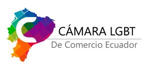 LOGO CÁMARA LGBT DE COMERCIO NEGOCIOS Y TURISMO ECUADOR